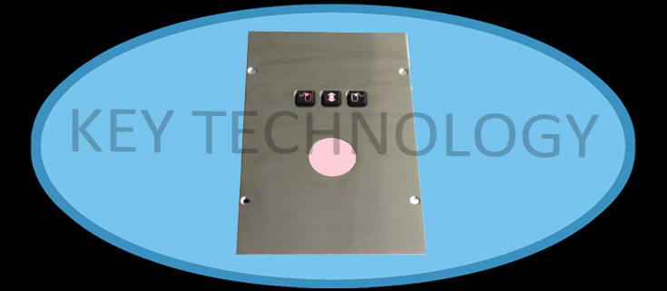 IP65 static 38.0mm mechanical trackball module