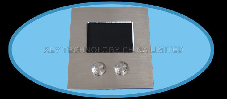 IP67 dynamic sealed tough touchpad