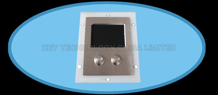 IP67 dynamic sealed and ruggedized tough touchpad