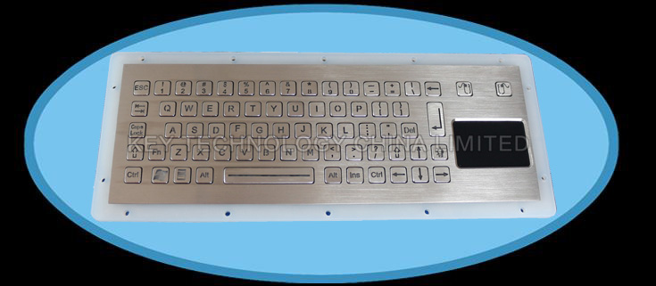 IP67 keyboard