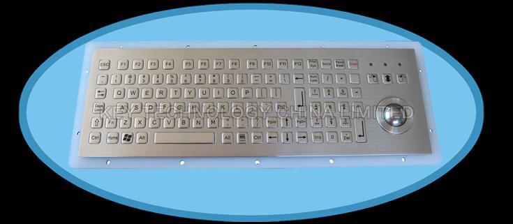 IP67 waterproof keyboard