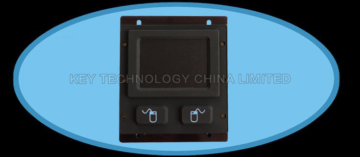 IP65 dynamic Sealed and Ruggedized Rubber Touchpad